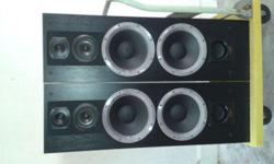 SOLID BUILT BEST PIONEER SPRING WOOFERS TOWER FLOOR
