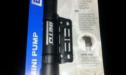 BETO MOUNTAIN BIKE , BICYCLE HAND PUMP. Condition :