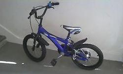 NOT FOR FUSSY 1)BMX Max - Kids Bicycle $ 10only