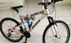 I have purchased Aleoca bicycle for 410 SGD in EXPO