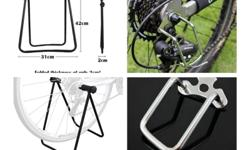 Bicycle centre stand + Bicycle Rear Derailleur Chain