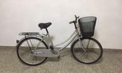 "Bicycle for sale 24"" well maintained"