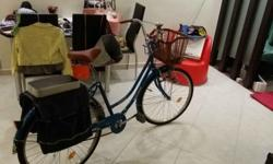 1 year old bicycle in excellent condition