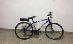 "Bicycle for sales 26"" well maintained"