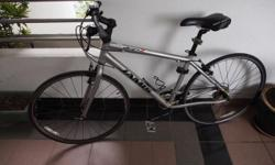 "Jamis Allegro2 2010 Great Hybrid City Bike, 17""/43cm"