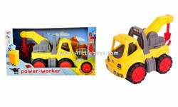 BIG Power Worker Tow Truck Age: 2+ Price: 59 SGD
