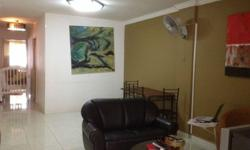 full furnished, big room with balcony, with 24hour
