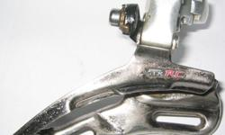 Shimano STX RC Front Derailleur FD-MC33 TOP PULL: cable