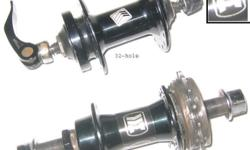 Haro hubs for BMX - preowned used Please see pics Front