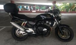 Good Condition Honda CB400 Spec 2 for sale with COE