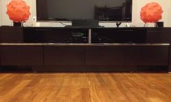 TV Stand - brand new condition - two years old