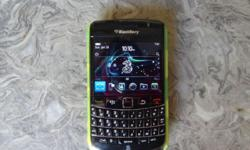 Blackberry Bold 9700, Excellent working order, includes