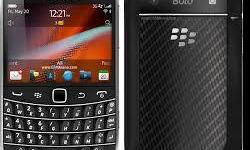 Hi I am selling my blackberry bold touch 9900, black