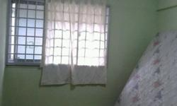 Fully furnished with aircon n wifi access nice n clean