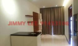 Fully furnished with aircon n wifi access high floor
