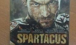 Blu Ray : Spartacus : Blood And Sand Digibook Format 4