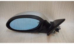 Original used BMW 3 SERIES FOLDABLE SIDE MIRROR LEFT .