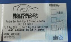 BMW World 2014. Set to be the largest automotive group