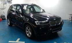 BMW X3 SUV Rental for Lease at $2,800/month PM us or