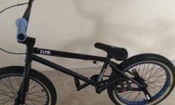 Bought a fitco BMX bike about a month ago, due to
