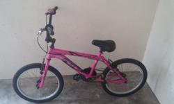 New girl bicycle used just 1 month. Moving out sale