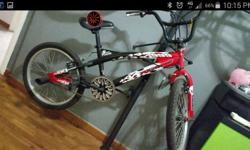 Seldom use BmX bikes with 360 degree turning of handle