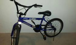 "Selling good condition BMX bike 20"". Bike is in"