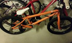 New!!! Never used BMX bike, I bought for my son for