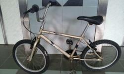 Used BMX bike in good working condition for children ,
