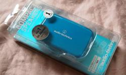 Audio-Technica AT-SPP30 Aqua colour, brand new and