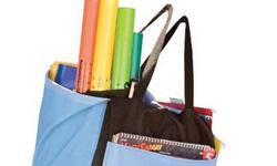 Add more storage pockets to your Teacher Tote-All (sold