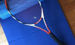 Brand New Head Tennis Rackets with the original bag