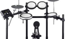 BN Yamaha DTX542K Electronic Drum Set + foot pedal +
