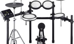 BN Yamaha DTX562K Electronic Drum Set + foot pedal +