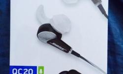 QuietComfort® 20 Acoustic Noise Cancelling® in-ear
