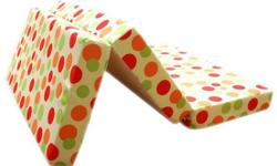 I have a brand new foldable cot mattress for sale. From