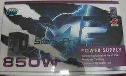 Hi all, Im selling this PSU CoolerMaster Silent Pro M2