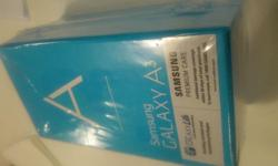 Brand new unused Samsung Galaxy A3 LTE 4G in box. Just