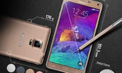 Hi have one set of Sealed BNIB note 4 32gb 4g+ gold