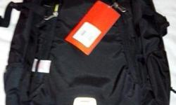BNWT Router Black - The North Face Backpack Please note