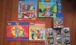 Bob builder books bundle Good condition. Welcome to