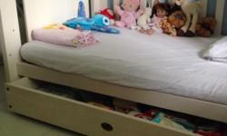 Boori Newport Cot bed for sale. Please note that under