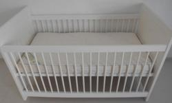 Bopita Cot Bed (Dutch quality brand name) from the Mix