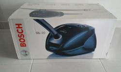 Bosch GL-30 Compact Animal Vacuum Cleaner. Made in