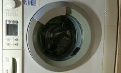 Hi, Bosch Washing Machine for sale @ $600. In perfect