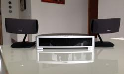 Bose 3-2-1 Series II in great condition. SGD$1000 ONO.