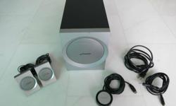 BOSE CompanionR 3 Multimedia Speaker System