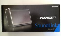 The SoundLink Speaker is genuine set from US authorized