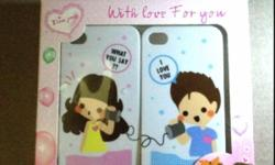 Brand new Boy n Girl phone cover Suitable for iPhone 4