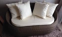 Brand New Outdoor 2-seater Sofa for Sale If you are
